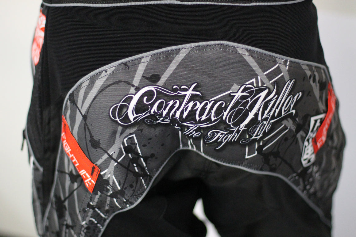 Contract Killer Baseline Paintball Pants - Black