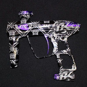 CKing Paintball Marker Design