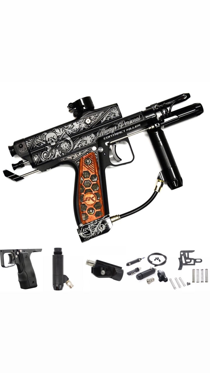 CK Paintball X Inception Designs CK Retro Series - Always Personal Edition