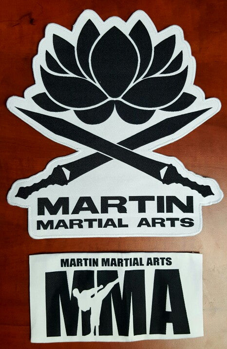Martin Martial Arts Sewing Set - 2