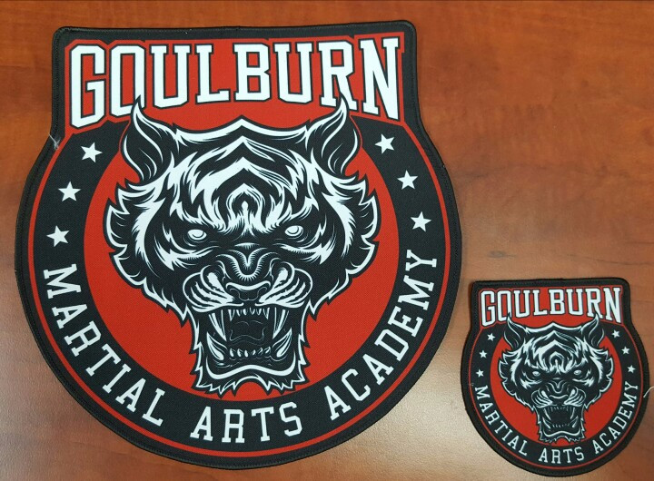 Goulburn Martial Arts Academy Sewing Set - 2