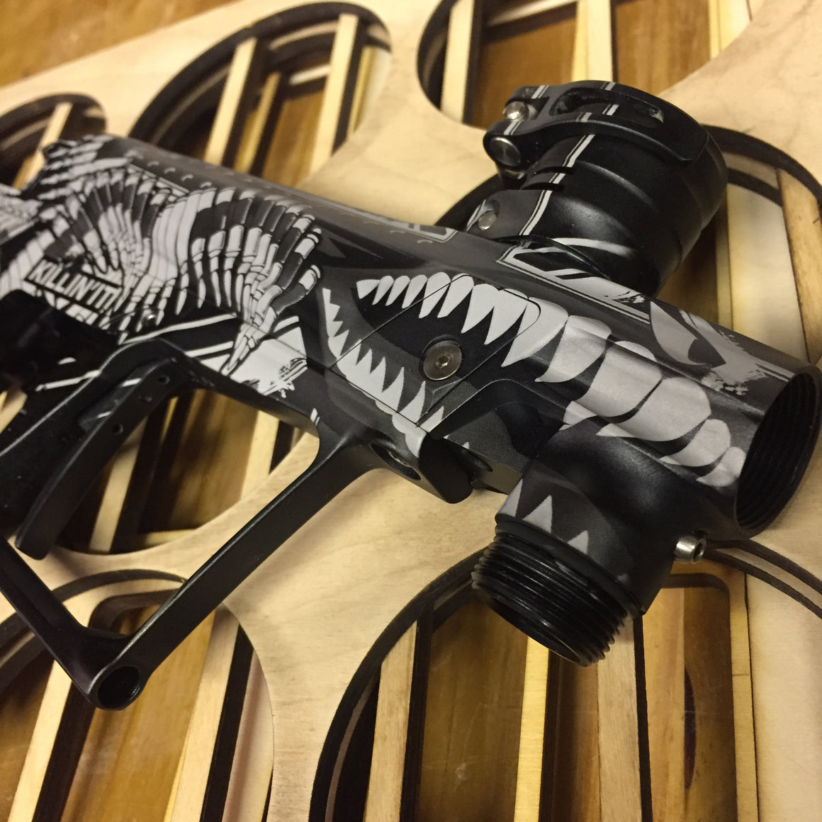 Spitfire Paintball Marker Design - GTEK Version