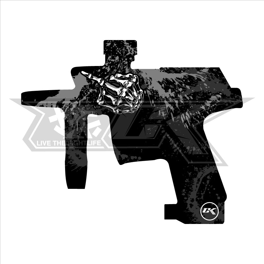 UFA Paintball Marker Design