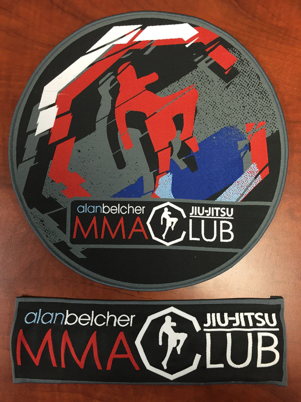 Alan Belcher MMA BJJ Sewing Set - 2
