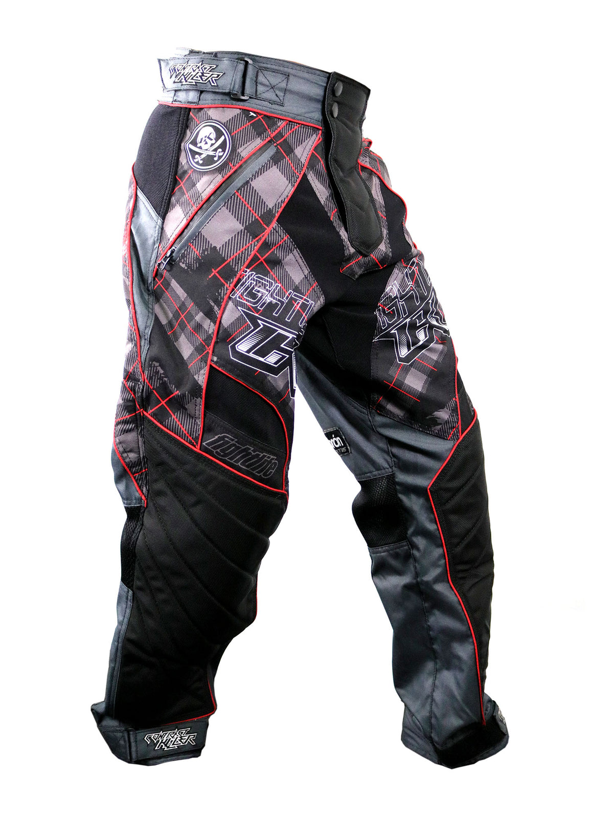 Contract Killer GTI Paintball Pants - Black