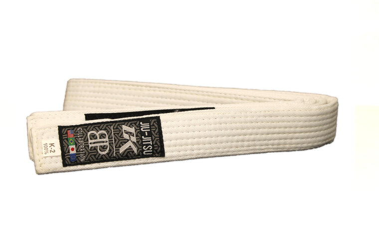 Contract Killer Jiu-Jitsu White Kids Belt