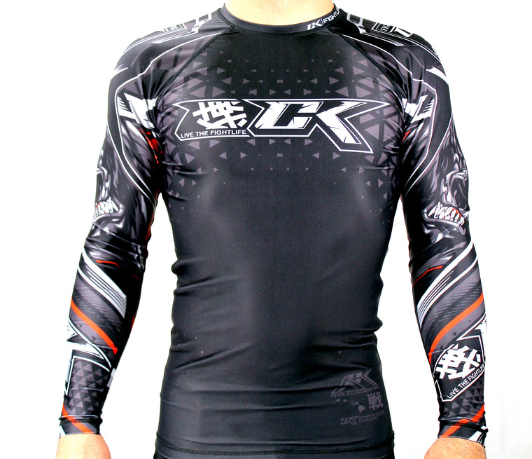 2d933d46a Rash Guards - CK Fight Life