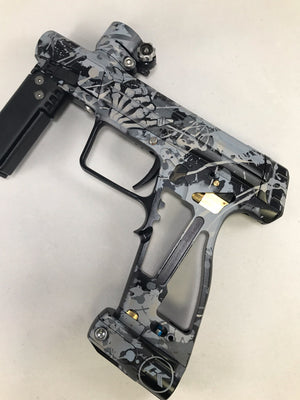 SHAKA Paintball Marker Design