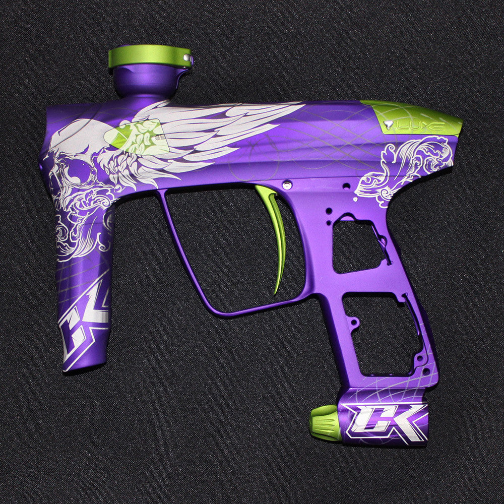 Wingznthingz Paintball Marker Design
