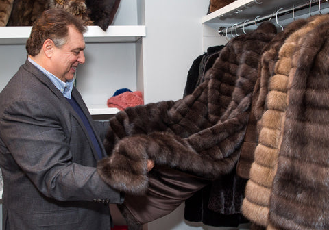 REAL FUR MATTERS- WWD- Nick Pologeorgis