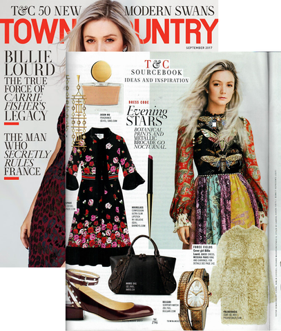Town and Country September 2017 Issue Pologeorgis