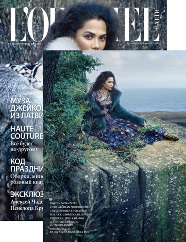 lofficiel baltic pologeorgis