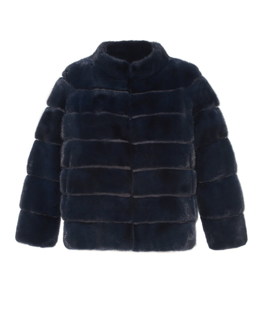 women's mink jacket fur fashion