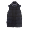The Nina Horizontal Mink Fur Vest