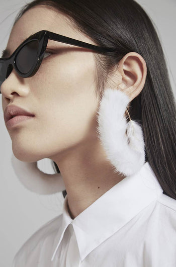 Fur Earrings, Pologeorgis