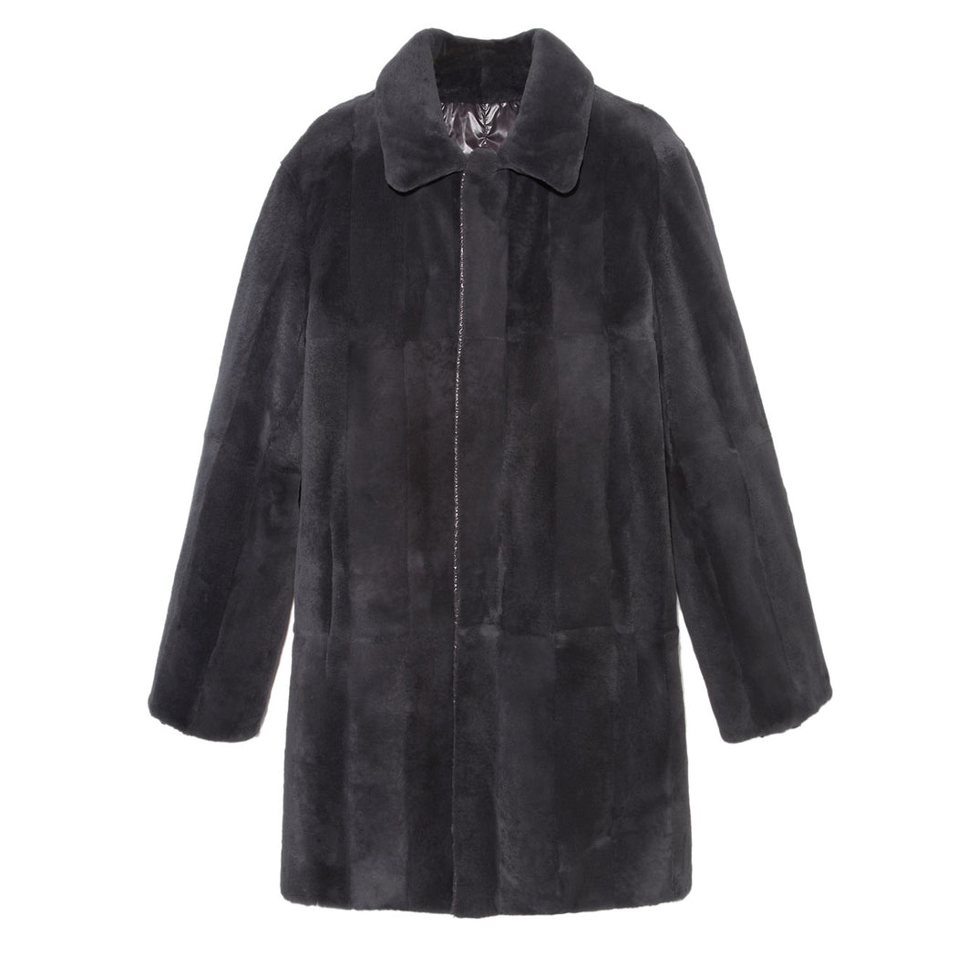 Mens Fur Coat - Pologeorgis
