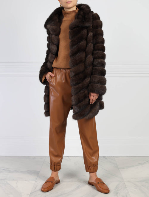 Sable Coat - Pologeorgis