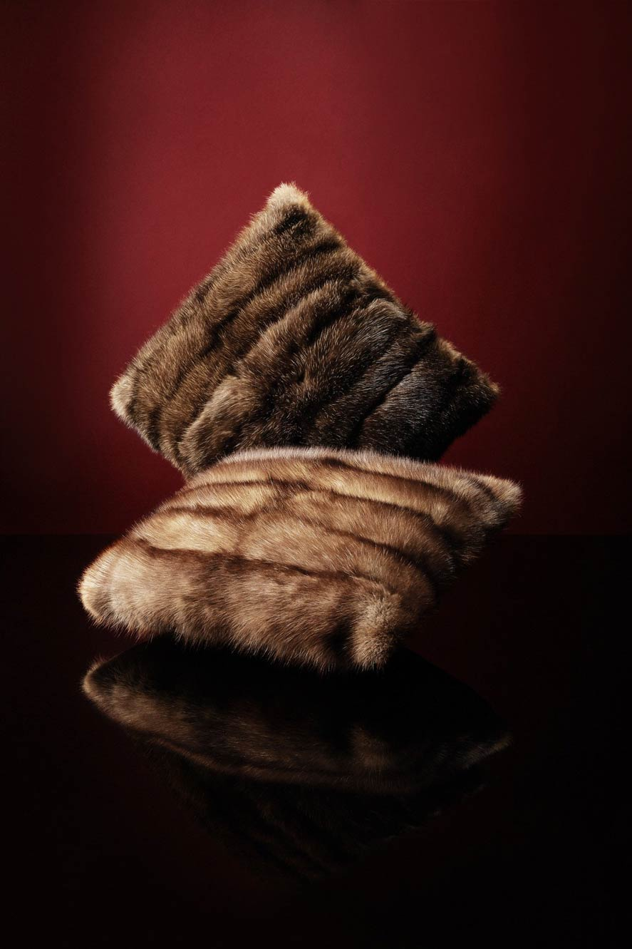 Russian Barguzin Sable Pillow