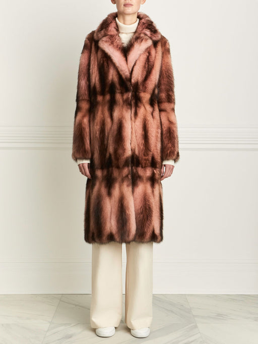 fitch fur coat, pologeorgis