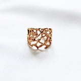New Design Coral Ring