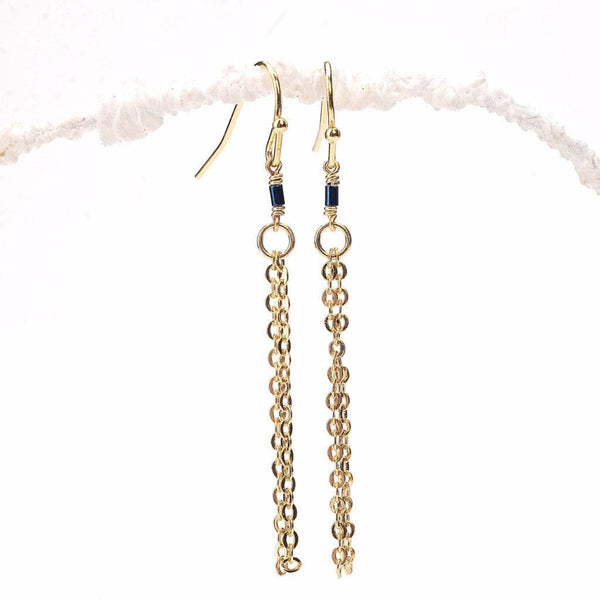 earrings tassel, blue hematite, hematite mineral, gold plated brass, fancy gold earrings, natural hematite, hematite gem, earrings design, craft jewels, new design earrings, small gold earrings, gold beads, black hematite