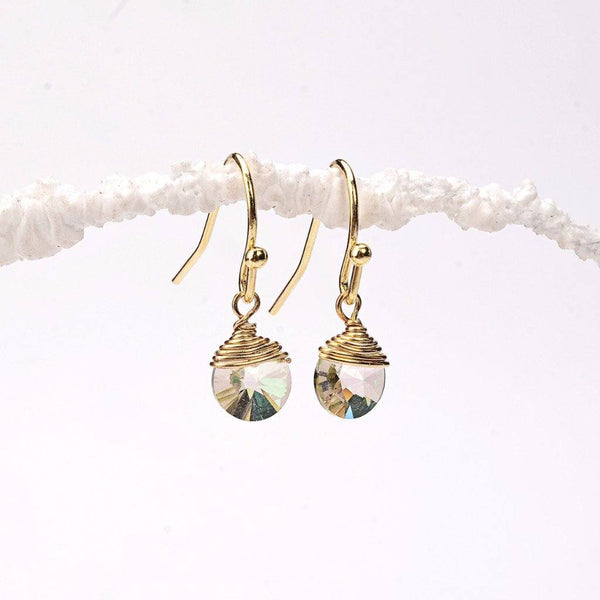Jonquil Sparkle Earrings WHOLESALE