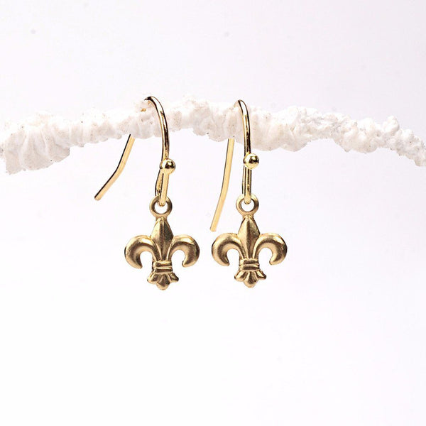 Flower of the Lily Earrings WHOLESALE