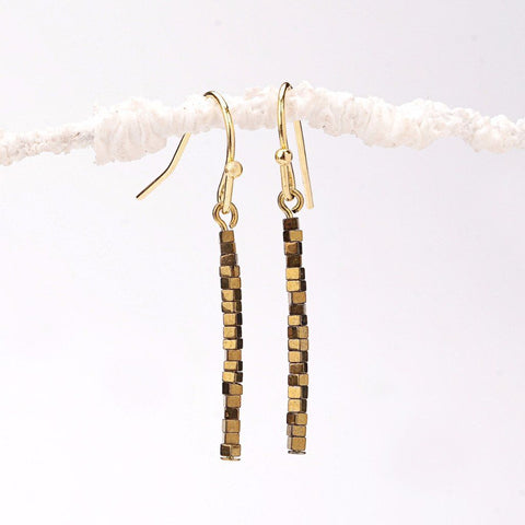 thin gold hematite, thin gold hematite path, fancy gold earrings, jewelry earrings, pendant designers, hematite gold, bead store, pendant designs, gold inlay, black hematite, jewellery maker, gemstones, gold gemstone