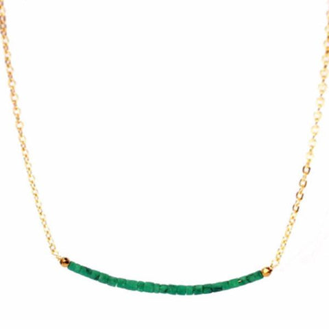 Green Turquoise Smile WHOLESALE