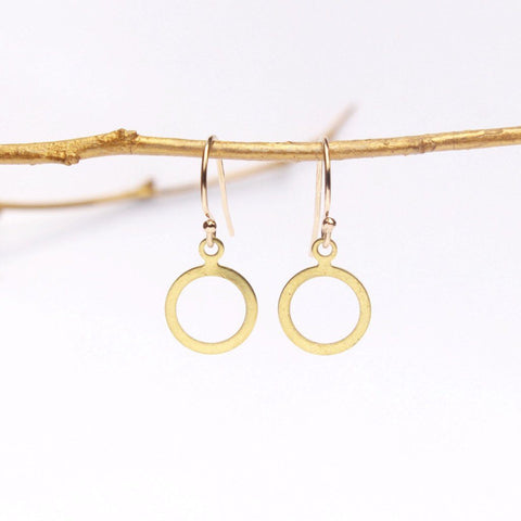 infinity earrings, circle hoop, round eternity, golden circle, raw brass, gold plated, simple gold earrings, earring ideas, jewellery designs, gold accessories, american jewelry, fancy gold earrings, new design earrings, girl craft, craft gift ideas, handcrafted gifts