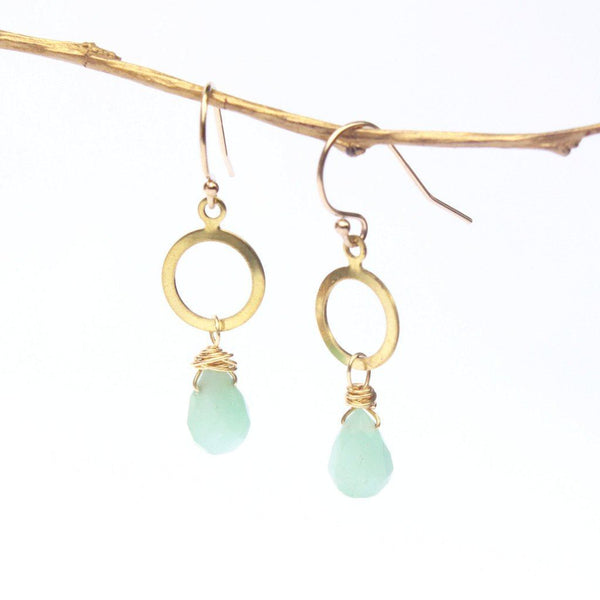 Infinity Protection Earrings WHOLESALE