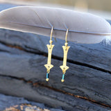 Peace of Mind Earrings