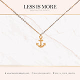 Anchor Necklace WHOLESALE