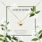 Origami Crane Necklace WHOLESALE