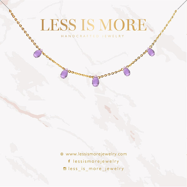 Amethyst Drop Unity WHOLESALE