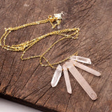 Clarity Ray Necklace