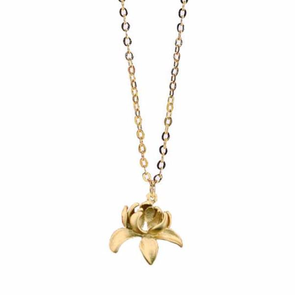 Blooming Lotus Necklace WHOLESALE