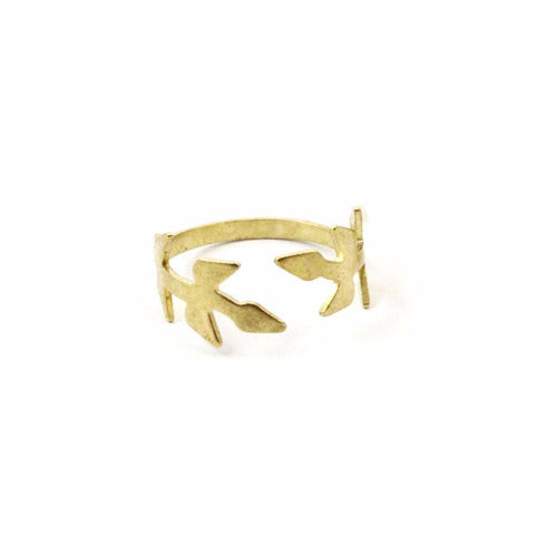Laurel Wreath Ring WHOLESALE