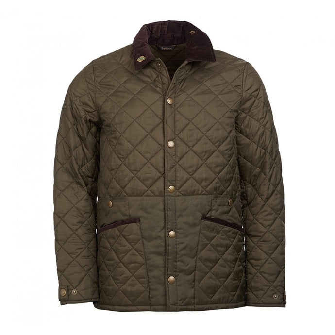 Barbour Mens Icons Liddesdale Jacket - Olive