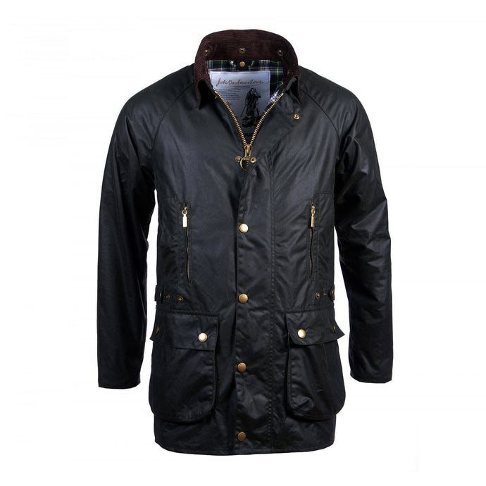 Barbour Mens Icons Beaufort Wax Jacket