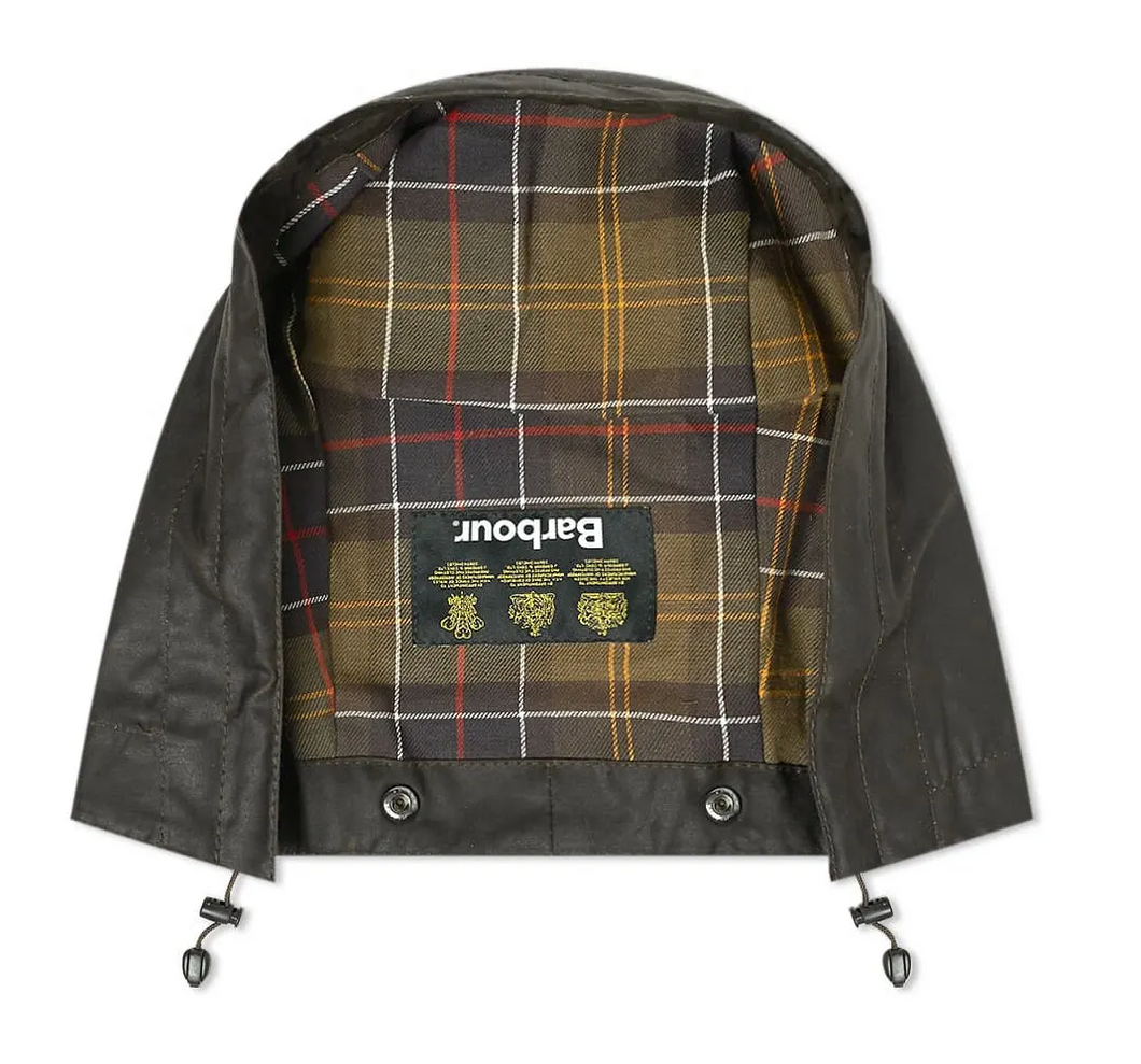 Barbour Icon Hood