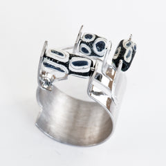 """Bend It Ring"" by Mario Uboldi Jewellery Art"
