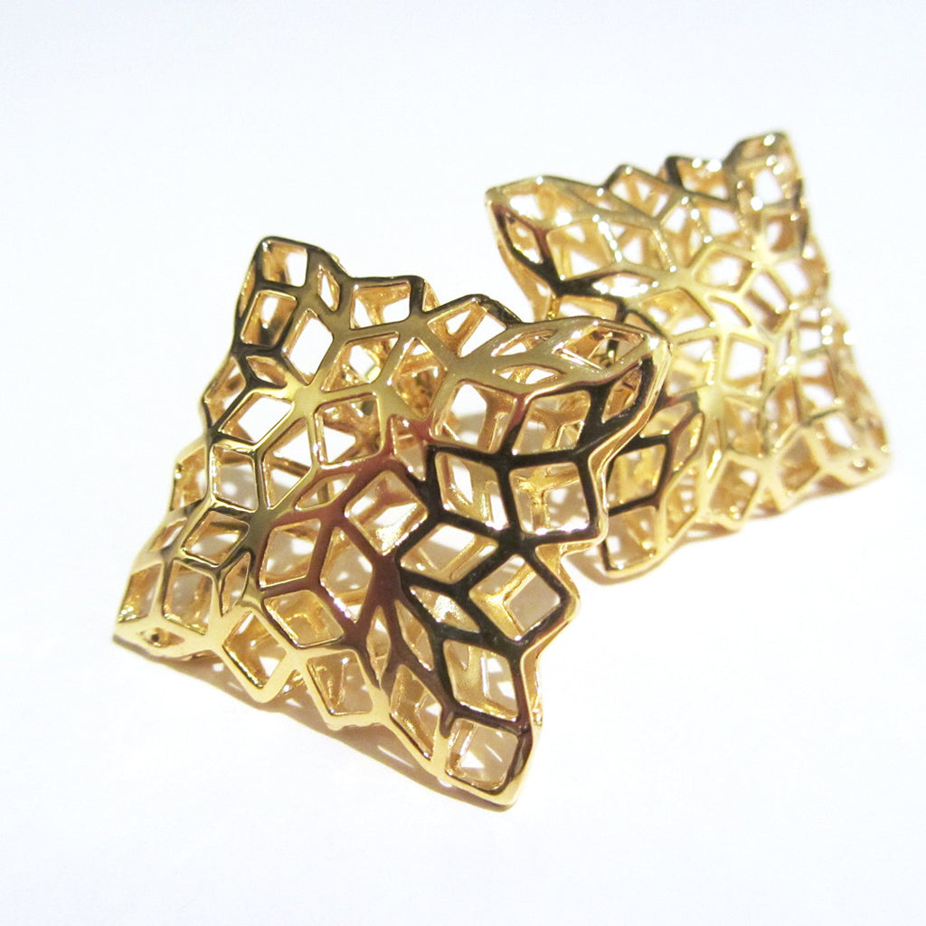 Mashrabiya Earrings
