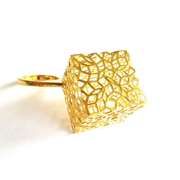 Mashrabiya Ring
