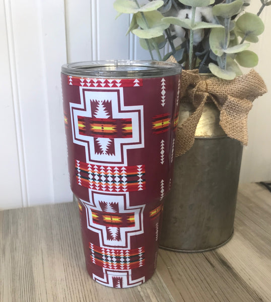 """The Aztec"" Cup by L&B Brand"