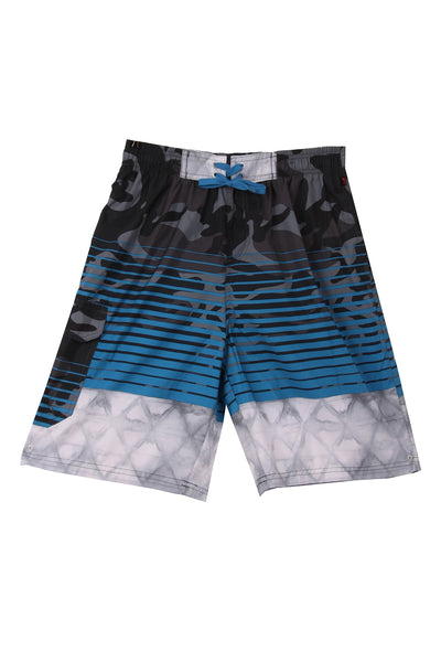 """Wipe Out"" Swim Trunks"