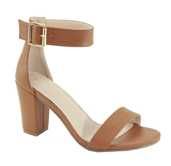 """Nixty"" Heeled Sandals"