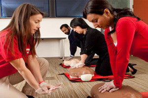 Red Cross First Aid/CPR Training