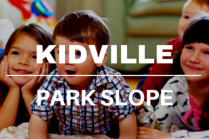 Kidville Park Slope Drop Off Pajama Party