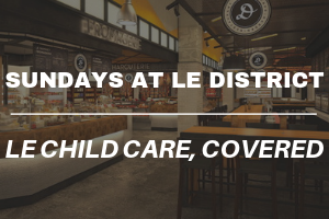 Sundays at Le District